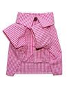 Raspberry Gingham Shirt - Animal Planet