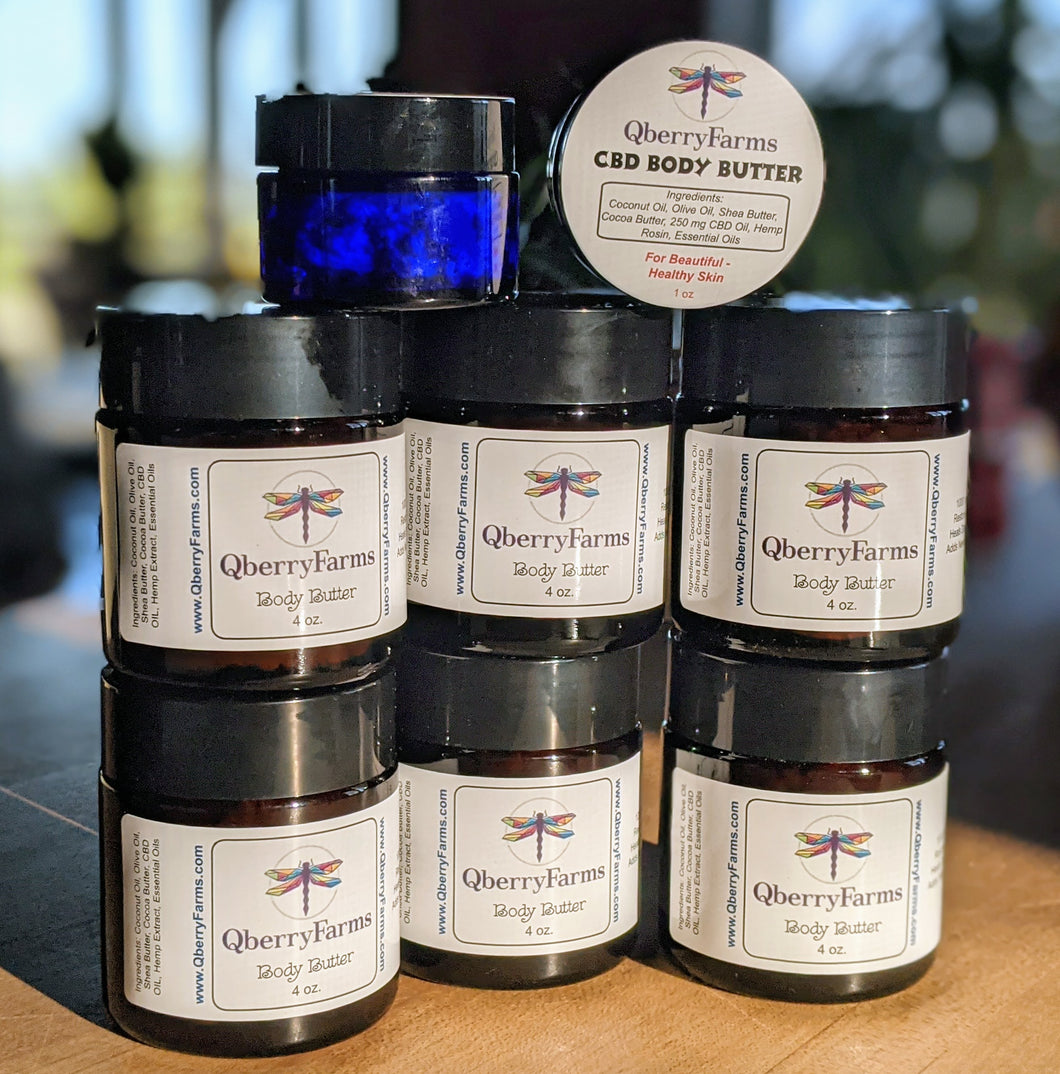 Body Butter - All Natural and Organic