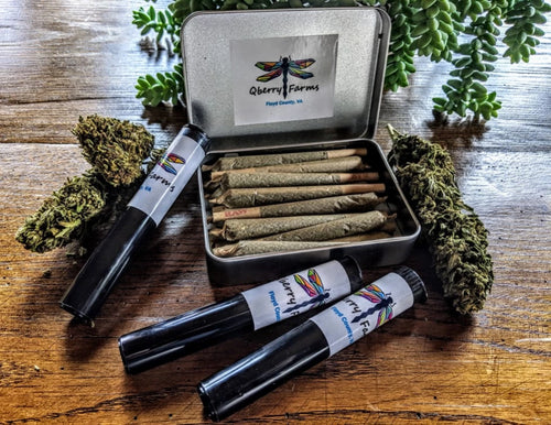 Prerolls - Organically Grown and all natural