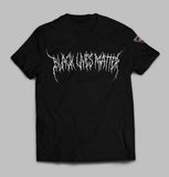 Black Lives Matter T-Shirt- Death Metal