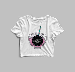Self-Love Potion Crop Top