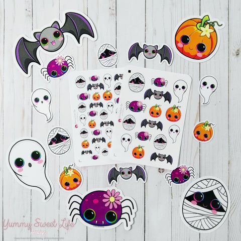 Halloween Mini Kit