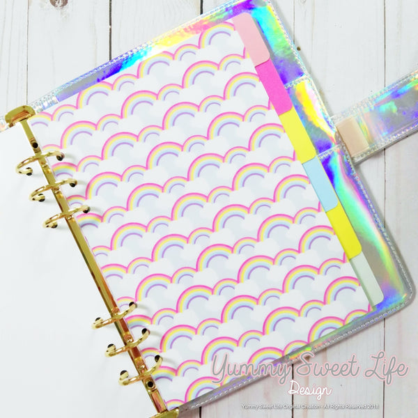 Dividers - Rainbow Color Set