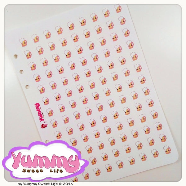 Kawaii Beer Stickers