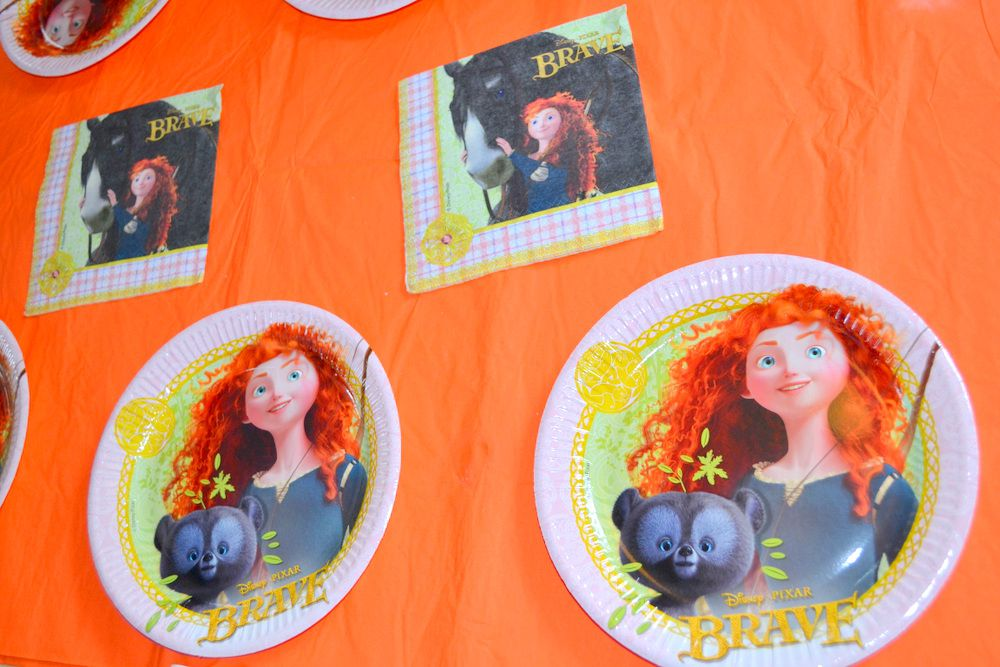 Disney / Pixar Brave Tableware