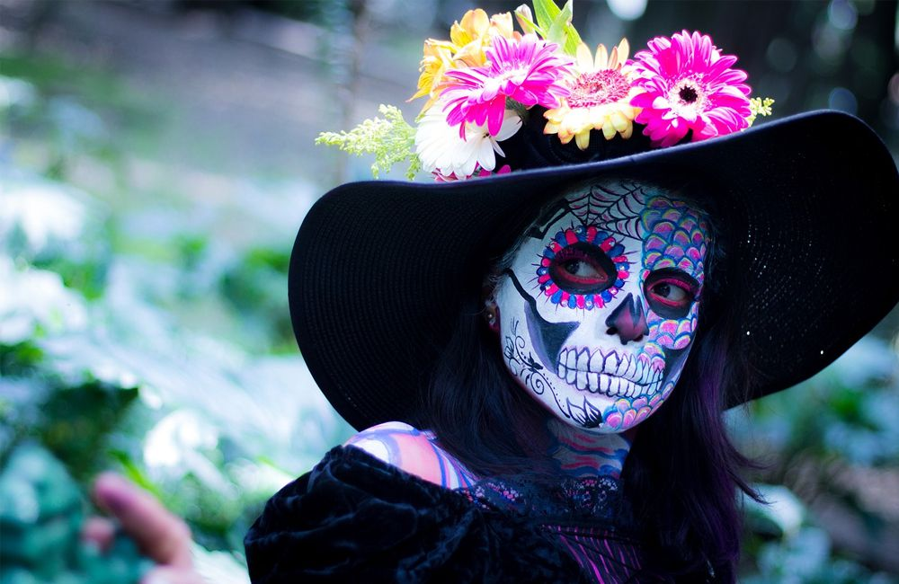 MEXICAN DAY OF THE DEAD PARTY IDEAS