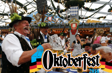 Host Your Own Oktoberfest | Oktoberfest Ideas & Decorations