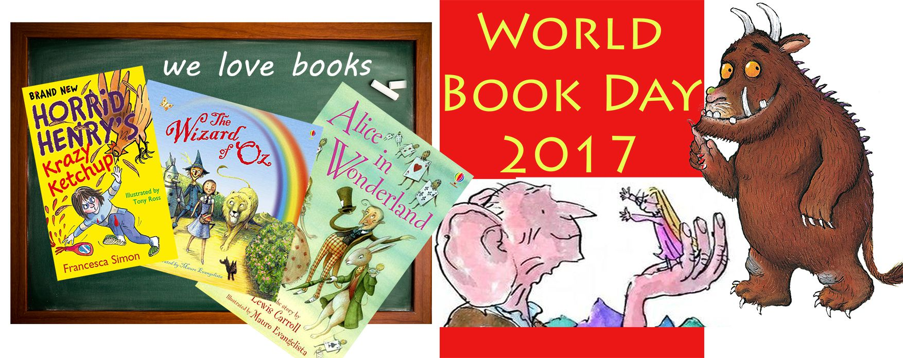 10 best costumes for World Book Day 2017