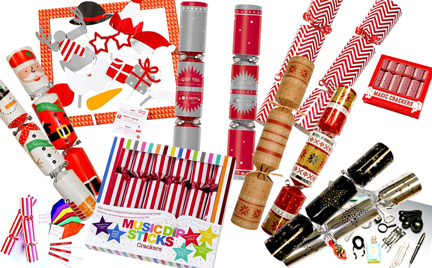 Our Top Christmas Crackers