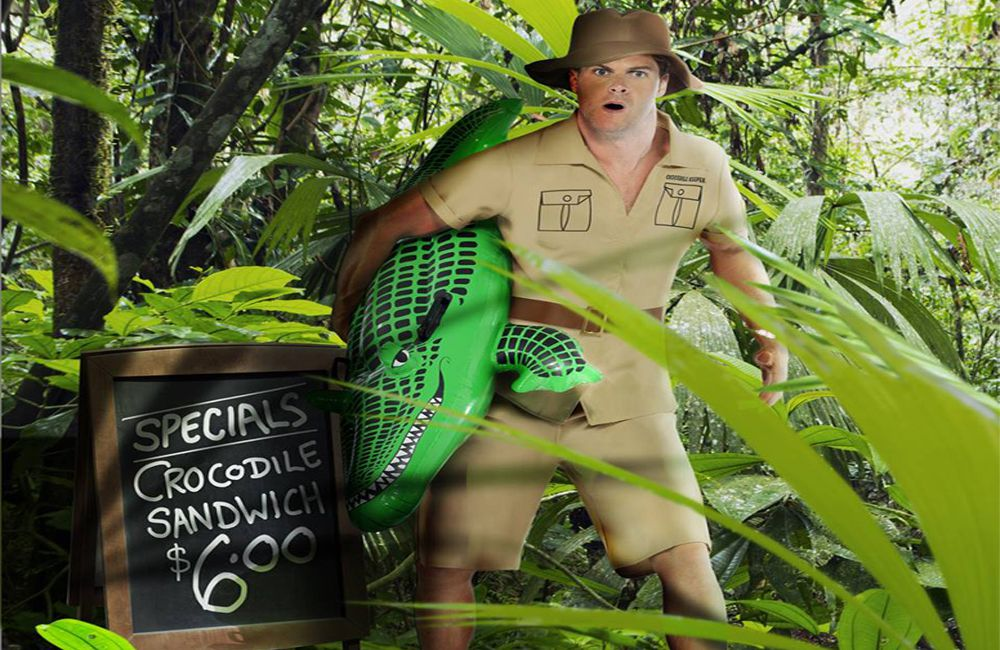 Host Your Own 'I'm A Celebrity...Get Me Out of Here' Jungle Party