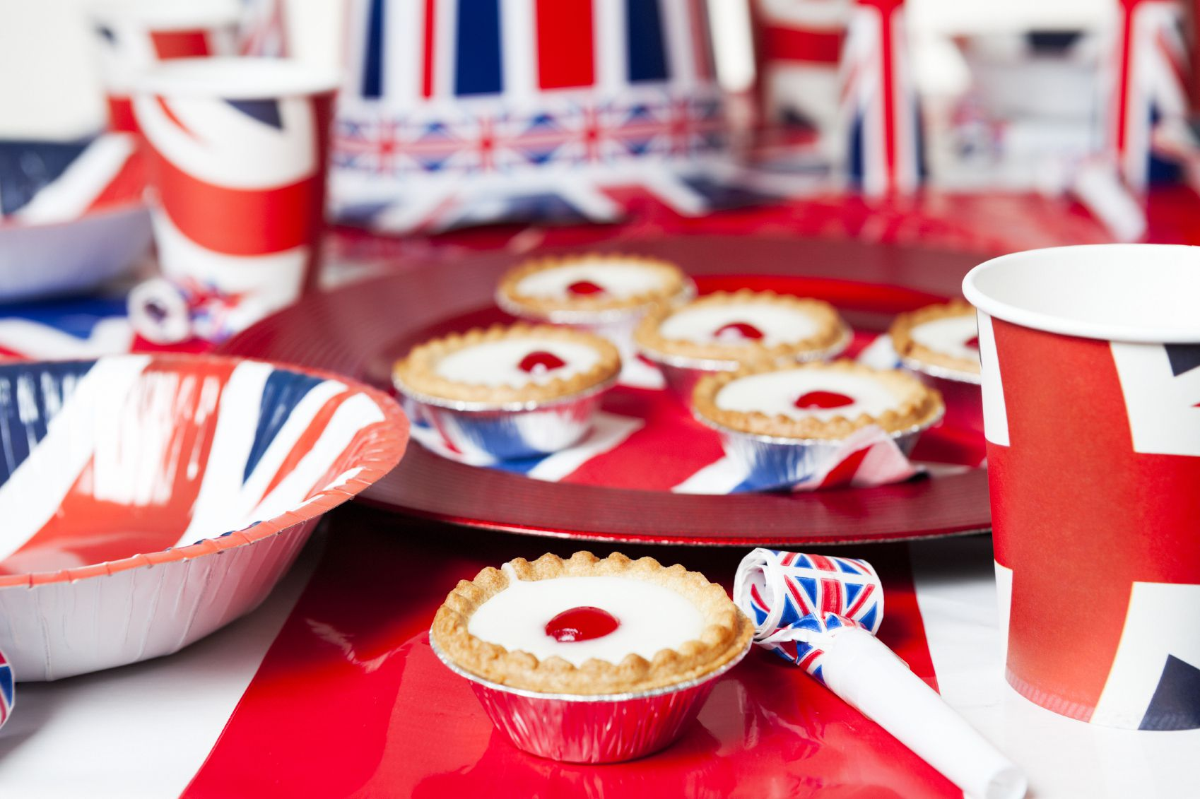 Planning and Organising a Great British Street Party