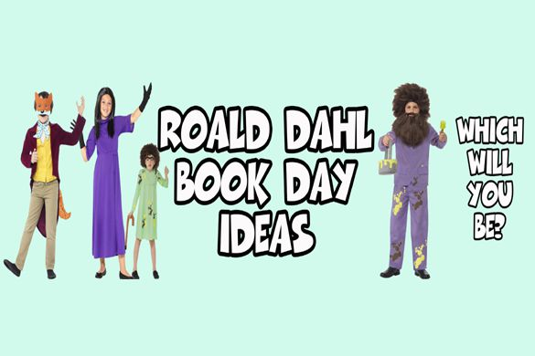 Roald Dahl Ideas For World Book Day!!