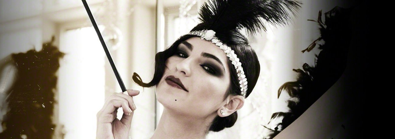 A 1920s themed party, including a great gatsby themed party and great gatsby party ideas