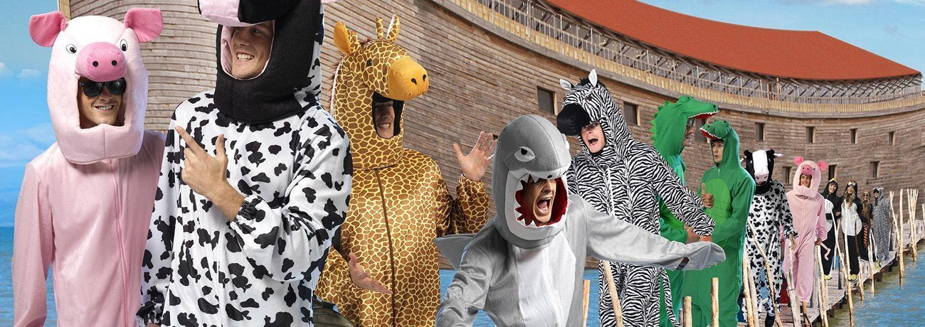 animal fancy dress ideas