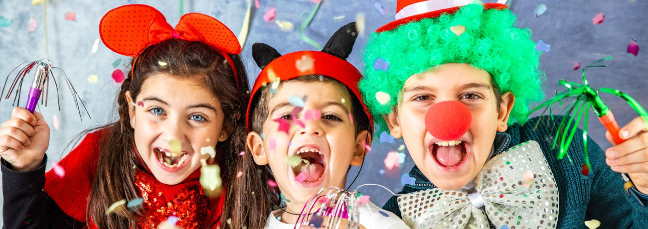 Children's Fancy Dress Accessories