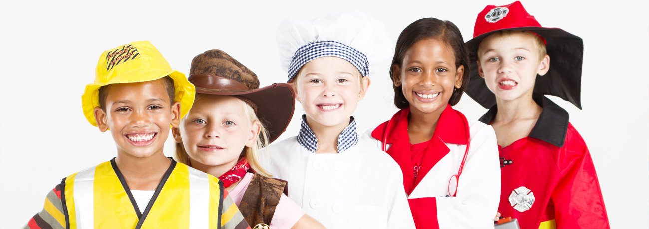 Children's Fancy Dress Themes