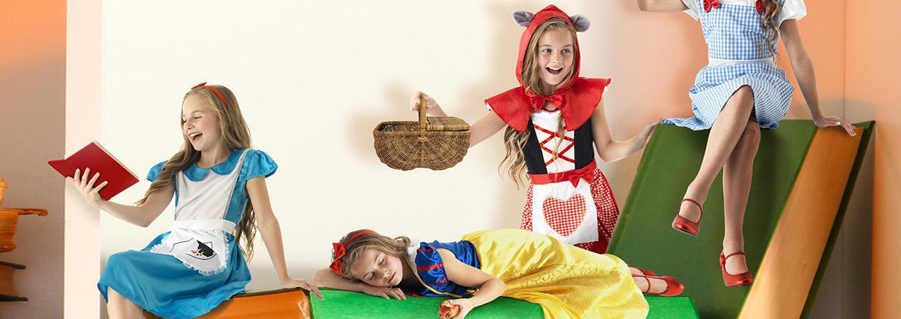 Children's Fancy Dress from Books