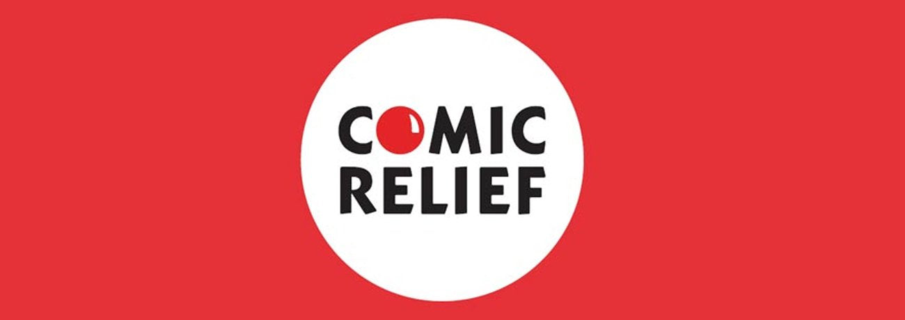 Comic Relief Party Supplies