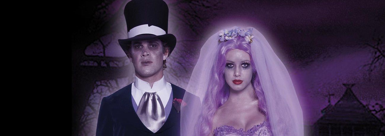 Corpse Bride & Groom Costumes