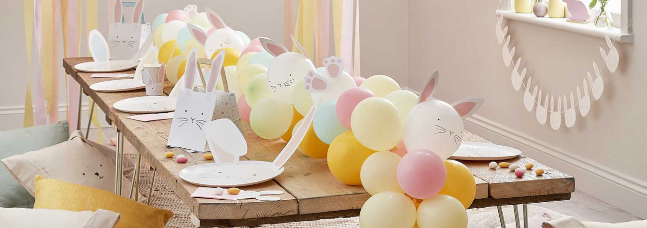 Easter Party Decorations & Tableware