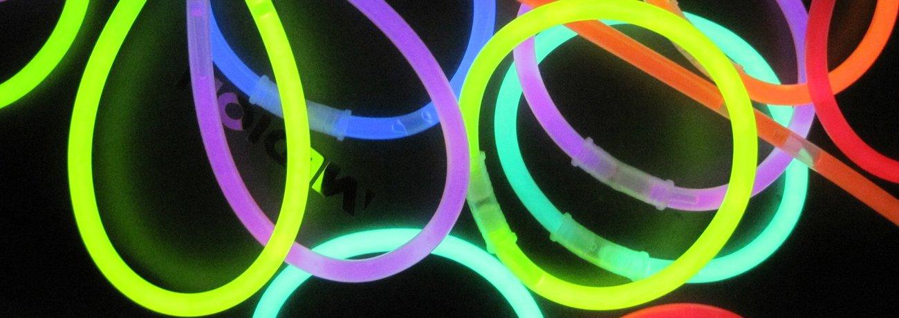 Glow Sticks & Accessories