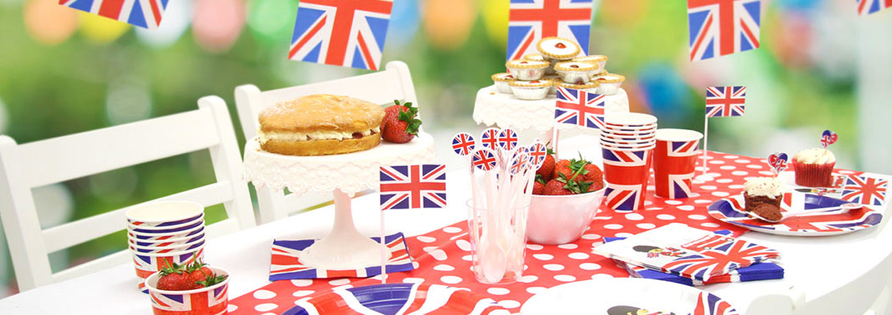 Great Britain Party Supplies