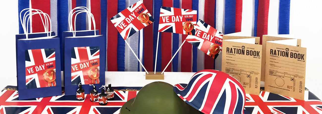 VE Day - 8th May