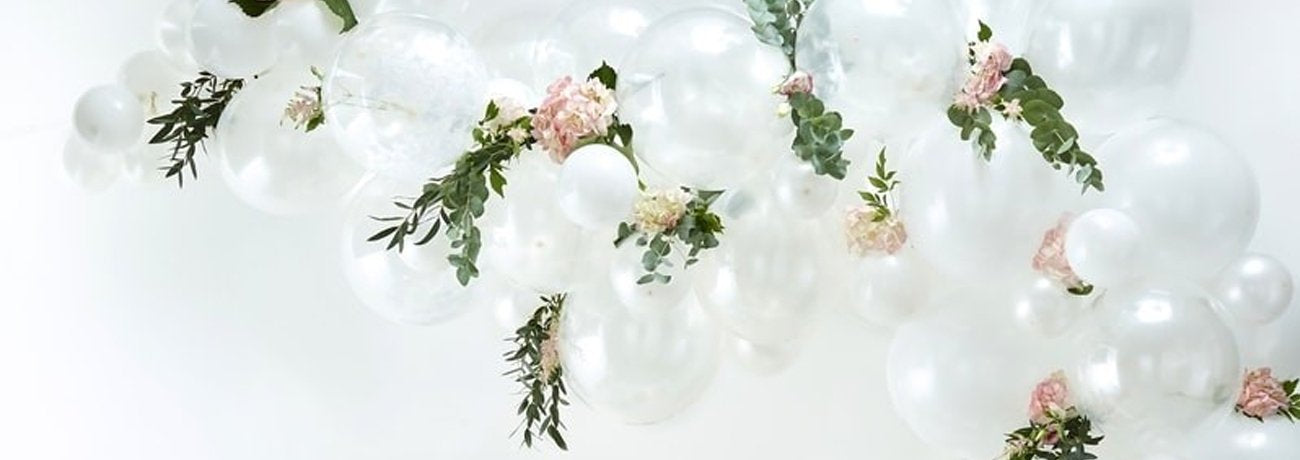 Wedding Balloons & Accessories