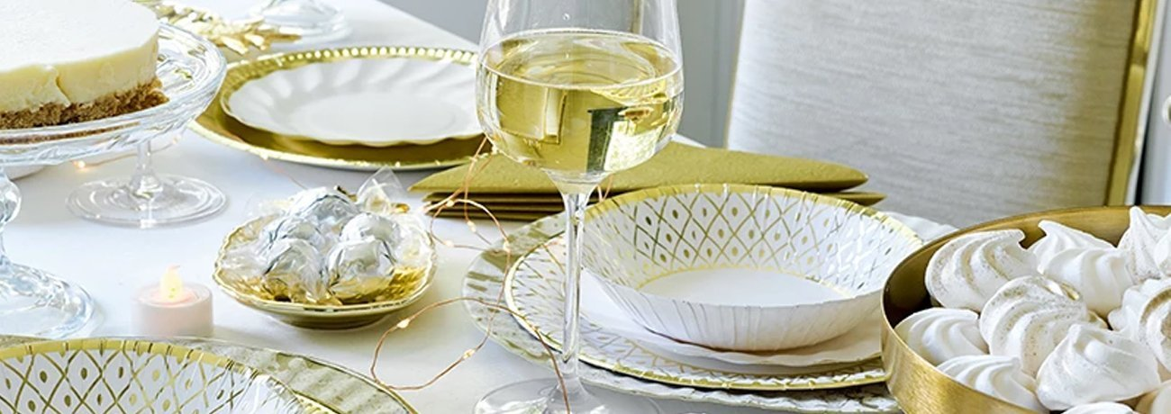 Wedding Tableware Ranges