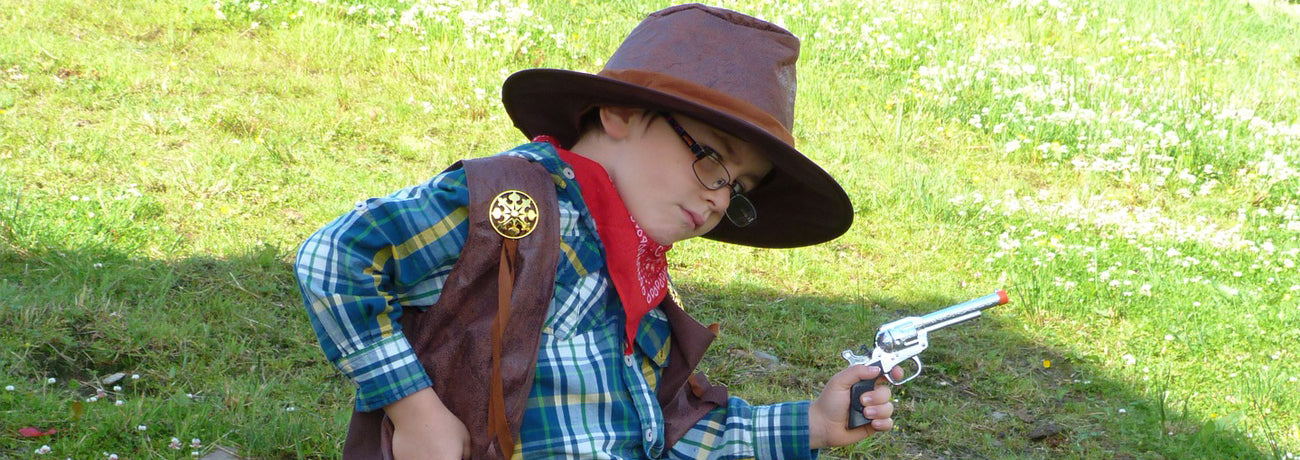 Children's Wild West Fancy Dress