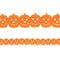 Small Jack-O-Lantern Garland 12ft