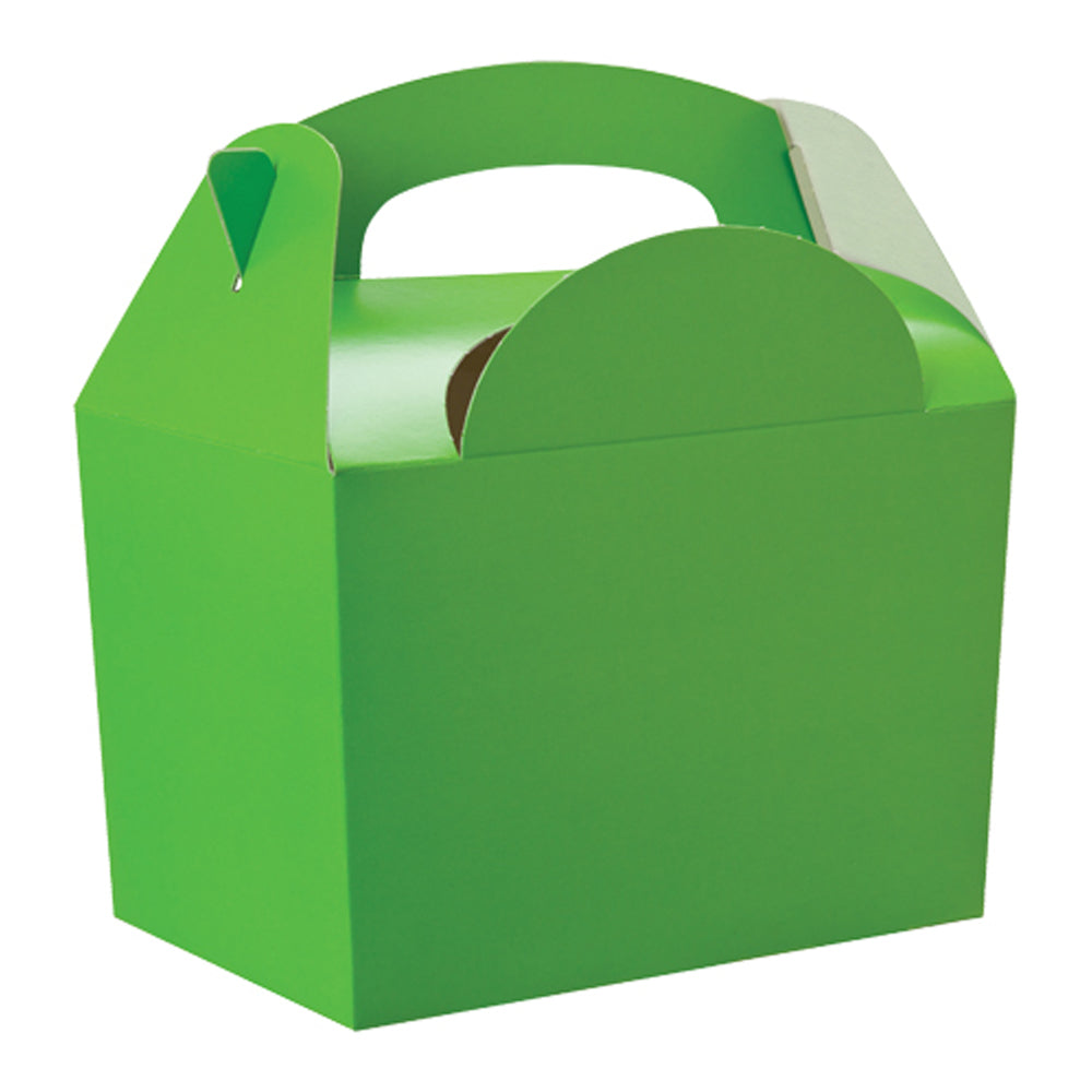 Green Party Boxes - Pack of 250
