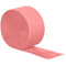 Light Pink Crepe Paper Streamer - 25m