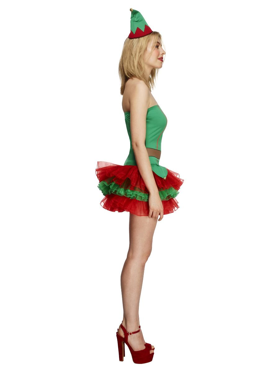 Fever Elf Tutu Costume