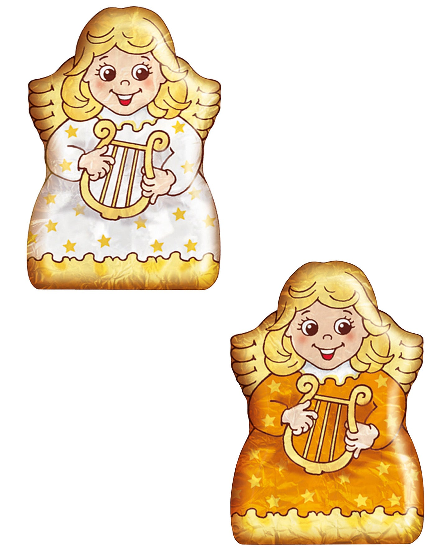 Mini Angels Chocolate - Assorted Designs  - Each