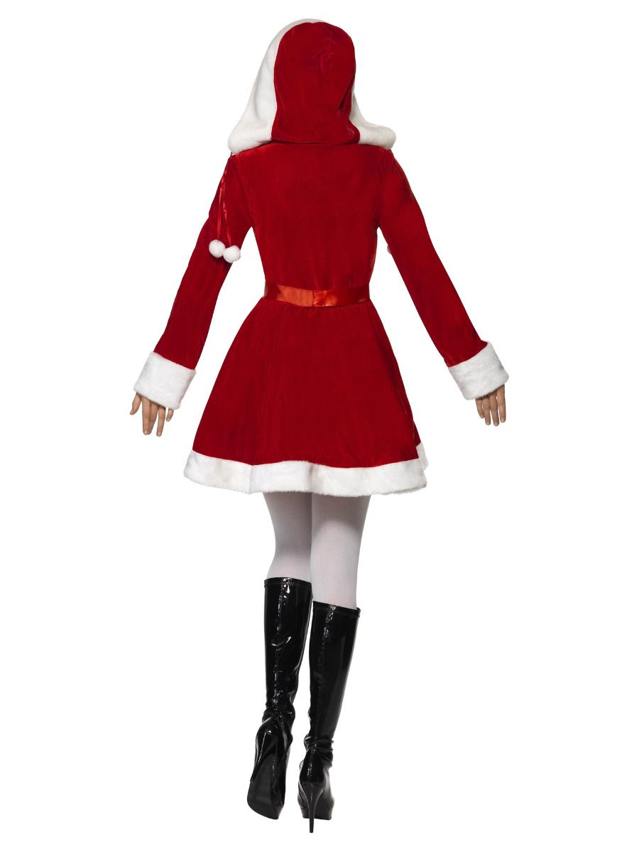 Hooded Holly Miss Santa