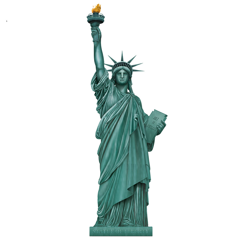 Statue Of Liberty Cutout - 1.5m