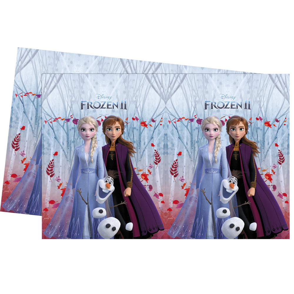 Disney Frozen 2 Plastic Tablecloth - 1.8m