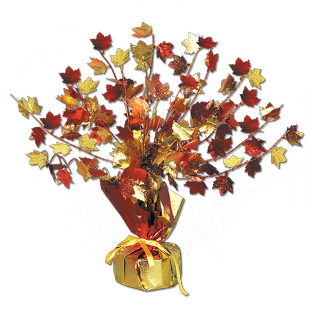 Autumn Leaves Centrepiece