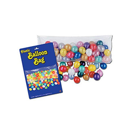 Balloon Bag with 100 Balloons