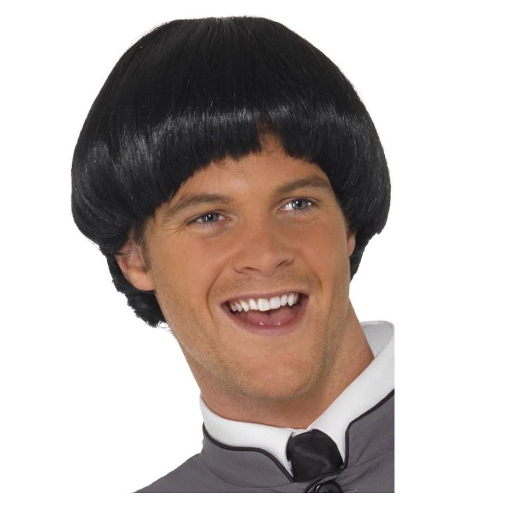 Beatles Bowl Wig