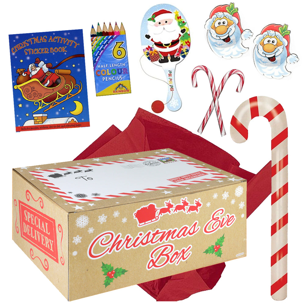 Christmas Eve Box With Fillers