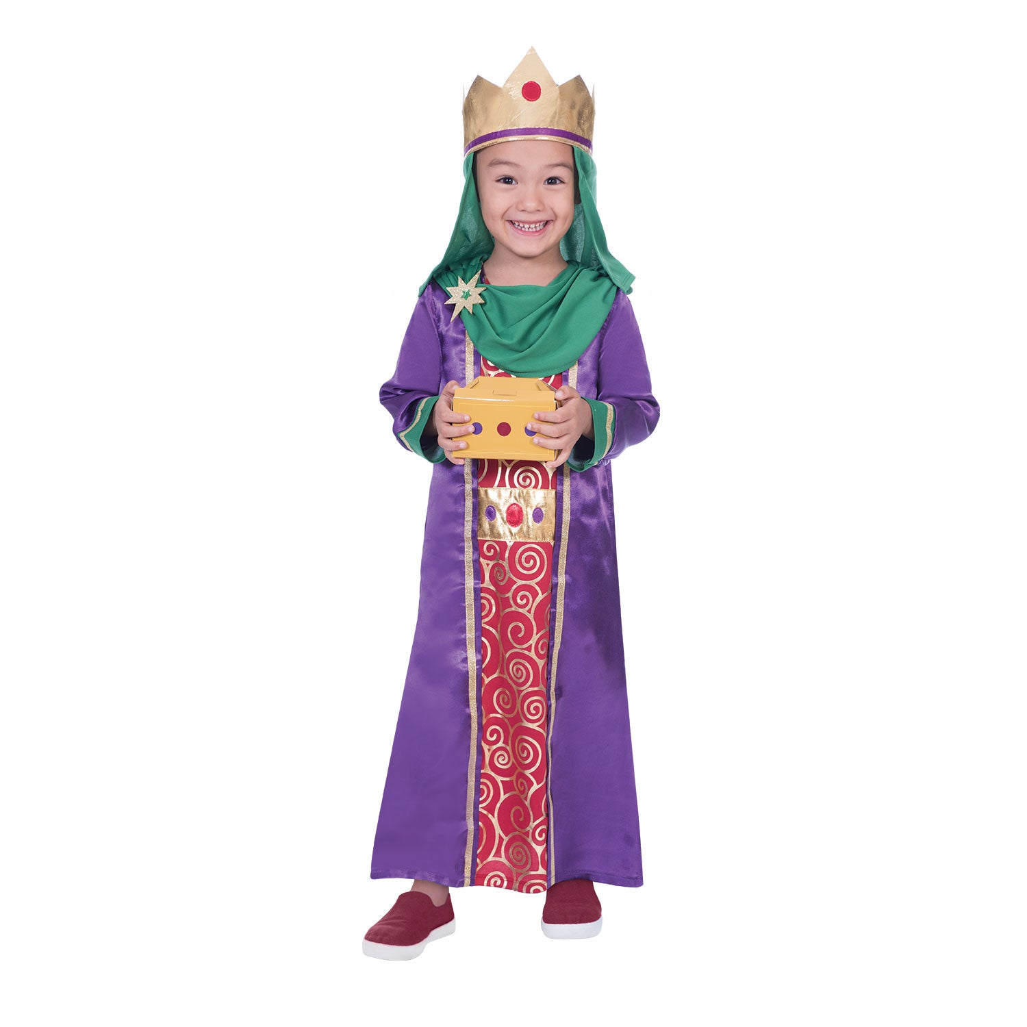 Children's King Costume