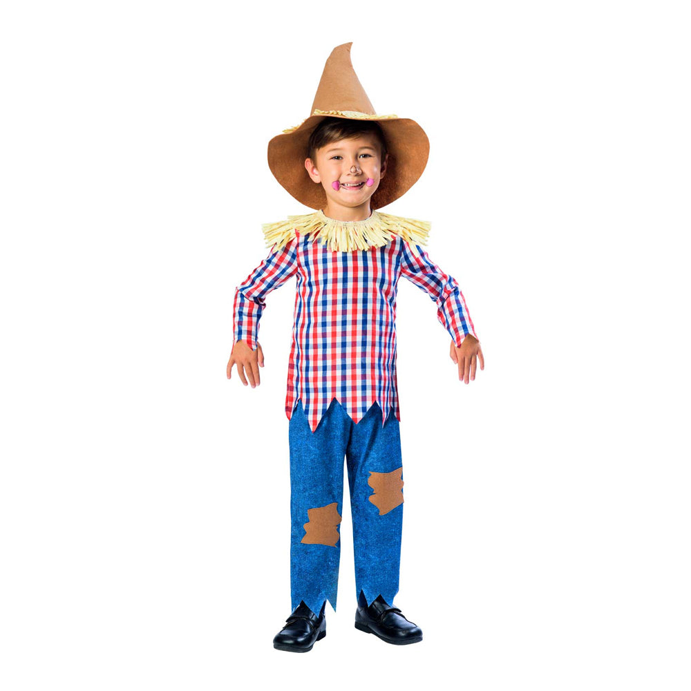 Children's Scarecrow Costume
