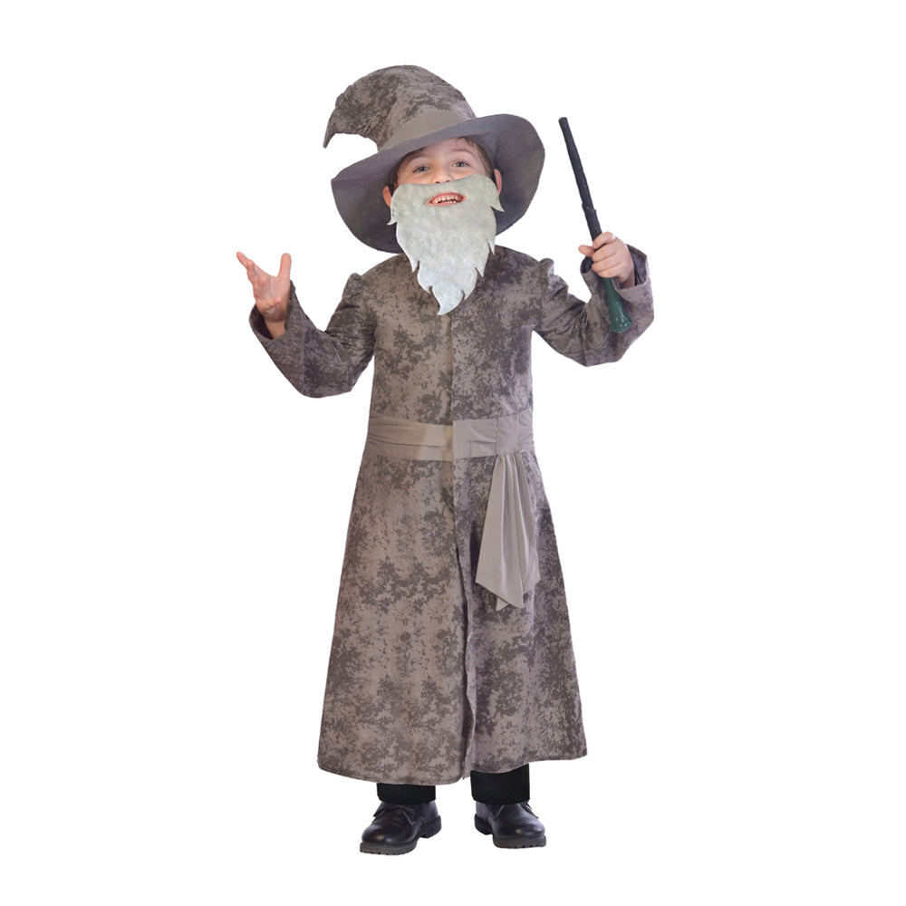 Children's Wise Wizard Costume