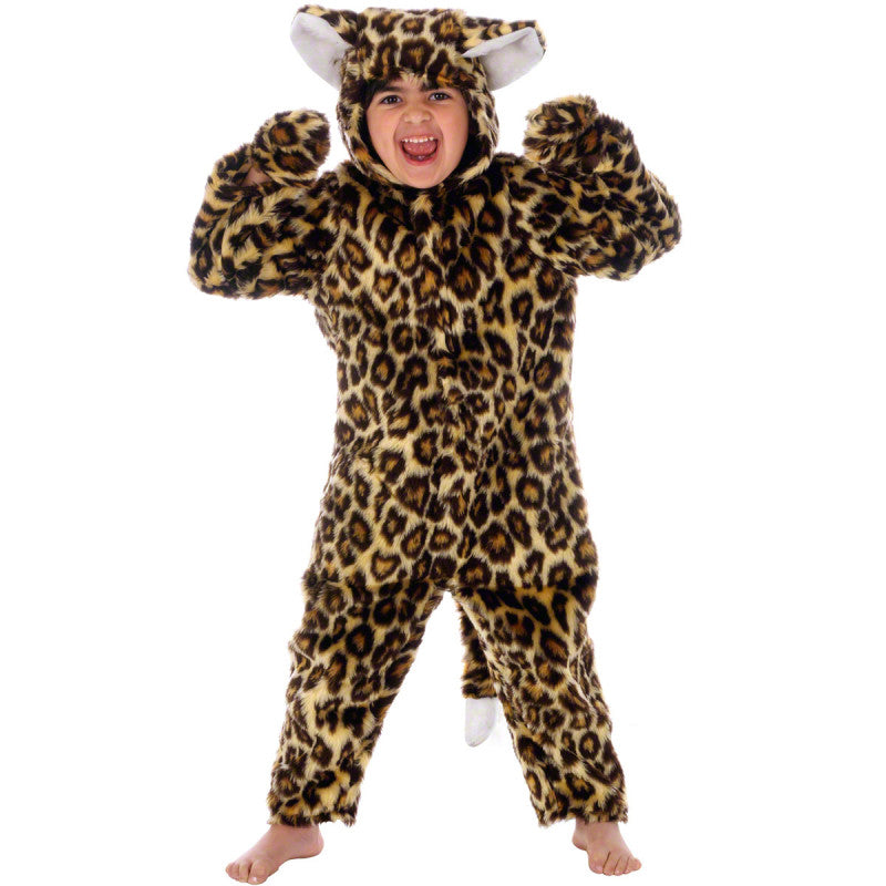 Children's Leopard Costume