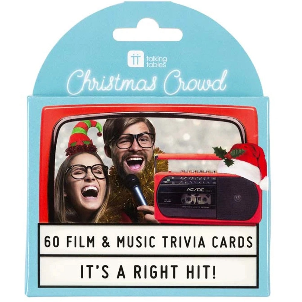 Christmas Music and Film Trivia