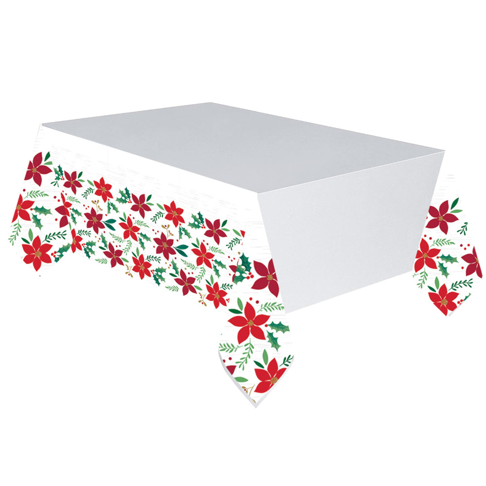Christmas Wishes Tablecloth - 1.37m x 2.59m