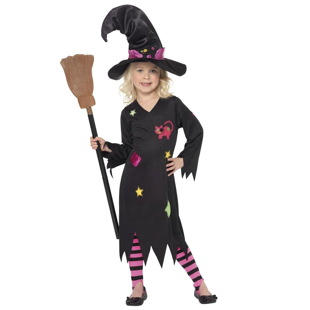 Children's Cinder Witch Costume