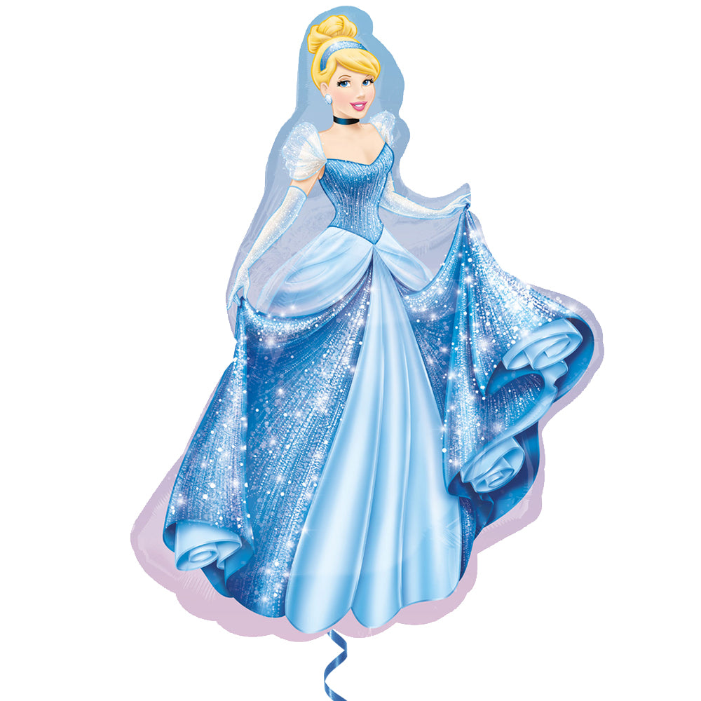 Disney Princess Cinderella Foil Balloon